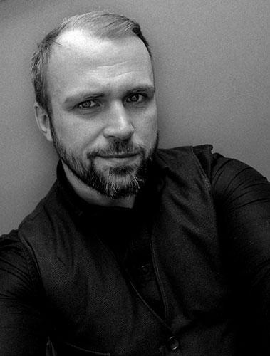 David Hallwas Grafikdesigner